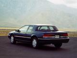 Images of Mercury Cougar 1989–91