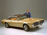 Mercury Cougar XR-7 1968 wallpapers