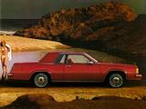 Mercury Cougar XR-7 1980 images