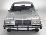 Photos of Mercury Cougar GS 4-door Sedan (66D) 1981