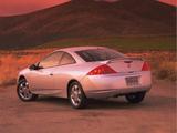 Photos of Mercury Cougar 1999–2002