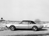 Pictures of Mercury Cougar XR-7 GT 1967