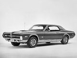 Pictures of Mercury Cougar 427 GT-E 1968