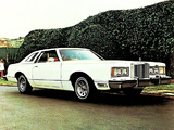 Pictures of Mercury Cougar XR-7 1977