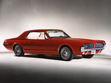 Mercury Cougar 1967 wallpapers