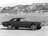 Mercury Cougar XR-7 1967 wallpapers