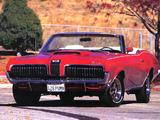 Mercury Cougar XR-7 Convertible 1970 wallpapers