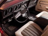 Wallpapers of Mercury Cougar Convertible 1973
