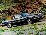 Mercury Cougar XR-7 Sports Group 1980 wallpapers