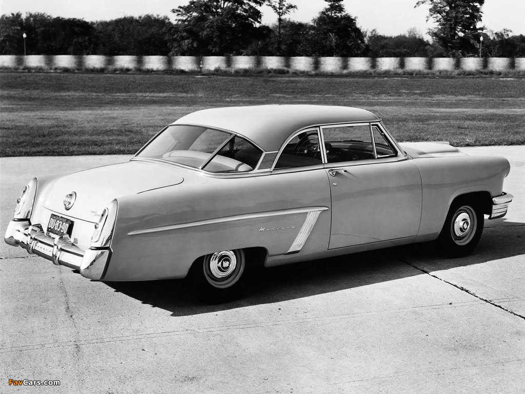 Mercury Custom Sport Coupe (60E) 1952 images (1024 x 768)