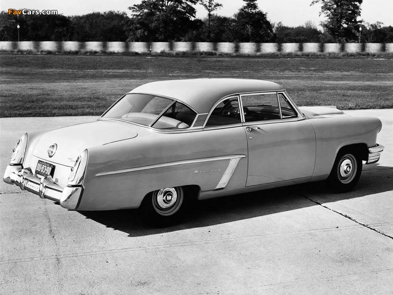 Mercury Custom Sport Coupe (60E) 1952 images (800 x 600)
