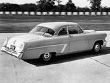 Mercury Custom Sport Coupe (60E) 1952 images