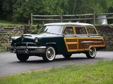 Mercury Custom Station Wagon 1952 images