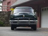 Mercury Custom Station Wagon 1952 pictures