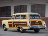 Mercury Custom Station Wagon 1952 pictures