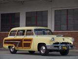 Photos of Mercury Custom Station Wagon 1952