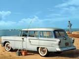 Mercury Custom Station Wagon (79B) 1955 wallpapers