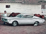 Mercury Cyclone GT Fastback Coupe 1968 wallpapers