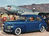 Mercury Eight 2-door Sedan (19A-70) 1941 images