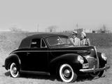 Photos of Mercury Eight Convertible (99A) 1939