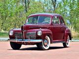 Photos of Mercury Eight Coupe 1941