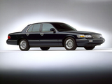 Images of Mercury Grand Marquis 1995–97
