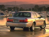Images of Mercury Grand Marquis 1998–2003