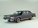 Mercury Grand Marquis 1983–87 images