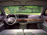 Mercury Grand Marquis 1998–2003 images