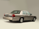 Mercury Grand Marquis 2005–11 images