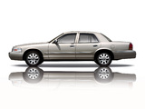 Mercury Grand Marquis 2005–11 photos