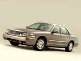 Mercury Grand Marquis 2005–11 wallpapers