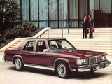 Mercury Grand Marquis 1979–82 photos