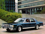 Mercury Grand Marquis 1979–82 pictures