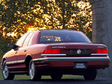 Mercury Grand Marquis 1992–95 images