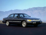 Mercury Grand Marquis 1992–95 pictures