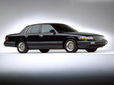 Mercury Grand Marquis 1995–97 photos