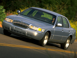 Photos of Mercury Grand Marquis 1998–2003