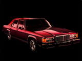 Photos of Mercury Grand Marquis 1983–87