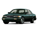 Photos of Mercury Grand Marquis Limited 1997