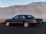 Pictures of Mercury Grand Marquis 1992–95