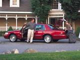Pictures of Mercury Grand Marquis 1998–2003