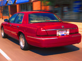 Pictures of Mercury Grand Marquis 1998–2003