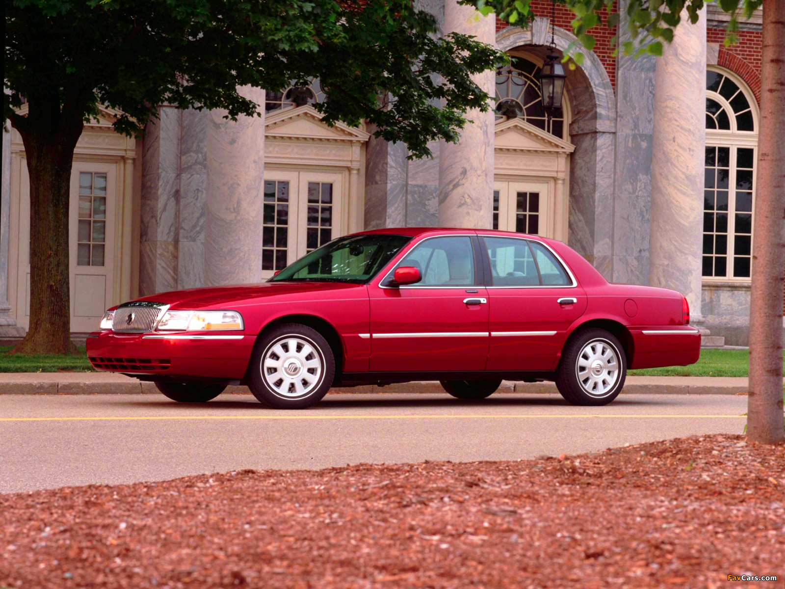 Pictures of Mercury Grand Marquis 2003–05 (1600 x 1200)