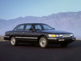 Mercury Grand Marquis 1992–95 wallpapers