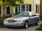 Mercury Grand Marquis 1998–2003 wallpapers