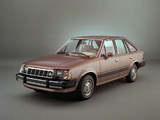 Photos of Mercury Lynx 1982–87