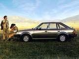Pictures of Mercury Lynx 1982–87