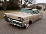 Mercury Montclair Super Marauder Coupe 1958 pictures