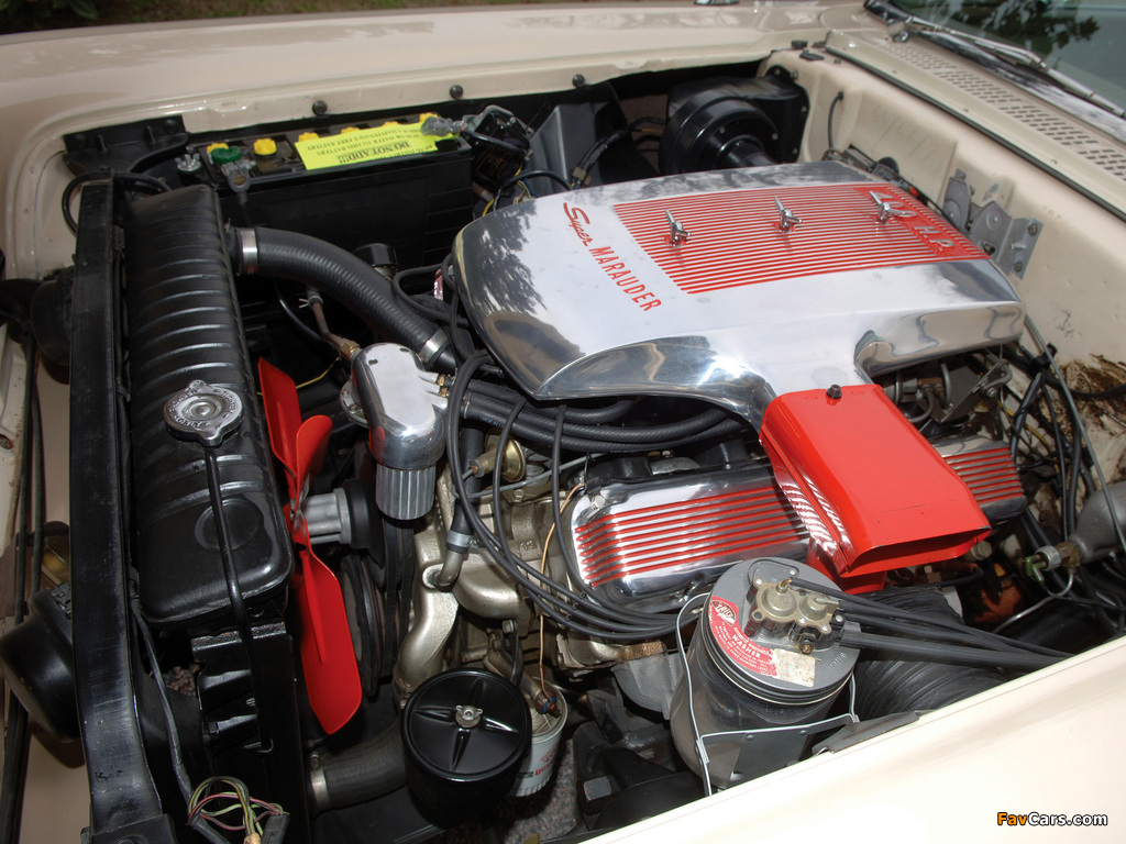 Pictures of Mercury Montclair Super Marauder Coupe 1958 (1024 x 768)